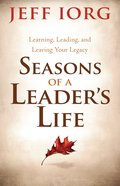 Seasons of a Leader's Life eBook