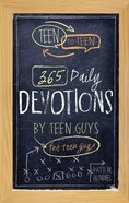 Teen to Teen (365 Daily Devotions Series) eBook