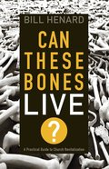 Can These Bones Live eBook