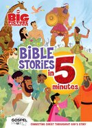 The Big Picture Interactive Bible Stories in 5 Minutes eBook