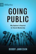 Going Public eBook