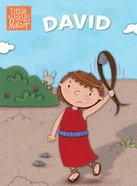 David (Little Words Matter Series) eBook