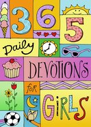 365 Devotions For Girls eBook