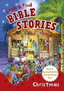 Look and Find Bible Stories: Christmas eBook