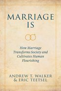 Marriage Is... eBook