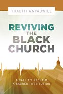 Reviving the Black Church eBook