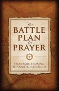 The Battle Plan For Prayer eBook