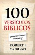 100 Versculos Bblicos Que Todos Debemos Memorizar eBook