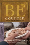Be Counted (Numbers) (Be Series) eBook