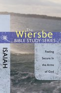Isaiah (Wiersbe Bible Study Series) eBook