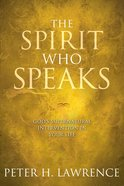 The Spirit Who Speaks eBook