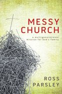 Messy Church (Messy Church Series) eBook
