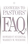 Answers to Pastors' Faqs (Facts) eBook