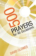 500 Prayers For All Occasions eBook