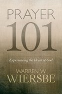 Prayer 101 eBook