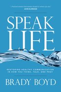 Speak Life eBook