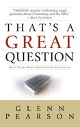 That's a Great Question eBook