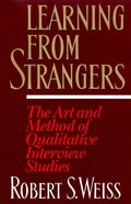 Learning From Strangers eBook
