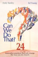Can We Do That? eBook