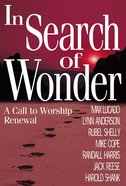 In Search of Wonder eBook