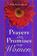 Prayers & Promises For Women Gift eBook