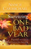 Surviving One Bad Year eBook