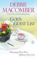 God's Guest List eBook