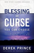 Blessing Or Curse: You Can Choose (With Study Guide Included) eBook