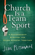 Church is a Team Sport eBook