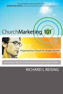 Church Marketing 101 eBook