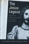 The Jesus Legend eBook