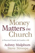 Money Matters in Church eBook