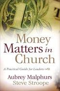 Money Matters in Church eBook