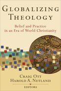Globalizing Theology eBook