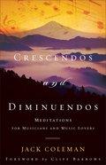Crescendos and Diminuendos eBook