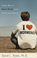 I Love Mormons eBook
