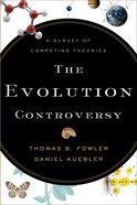 The Evolution Controversy eBook