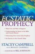 Ecstatic Prophecy eBook