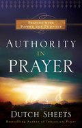Authority in Prayer eBook