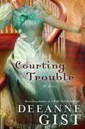 Courting Trouble eBook