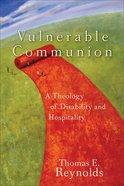 Vulnerable Communion eBook
