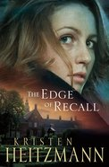 The Edge of Recall eBook