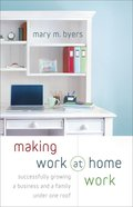 Making Work At Home Work eBook