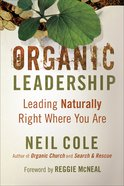 Organic Leadership eBook