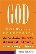 God Does Not... eBook