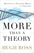 More Than a Theory eBook
