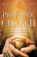 The Prophetic Church eBook