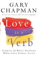 Love is a Verb eBook