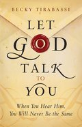 Let God Talk to You eBook