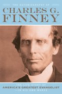 The Autobiography of Charles G Finney eBook